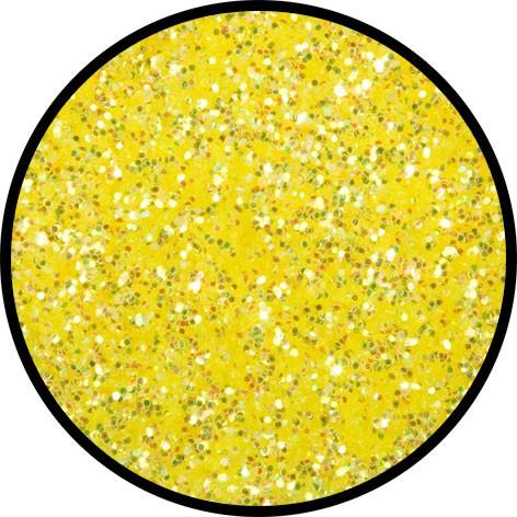 Glitzer Candy Yellow