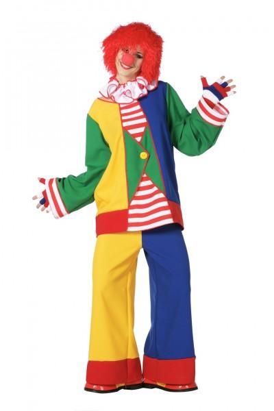 Kostüm Clown Damen