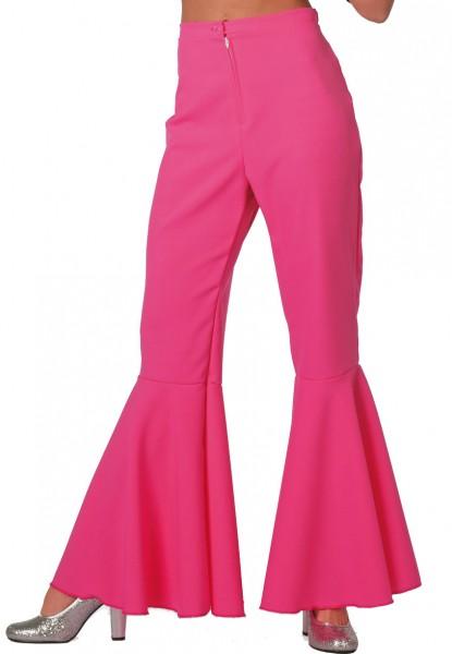 Schlaghose Damen pink