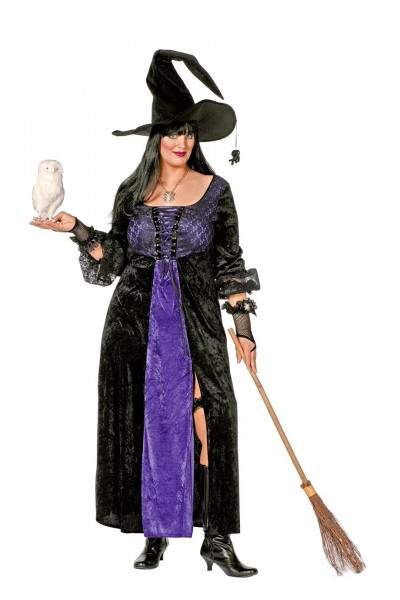 Kostüm Hexe lang