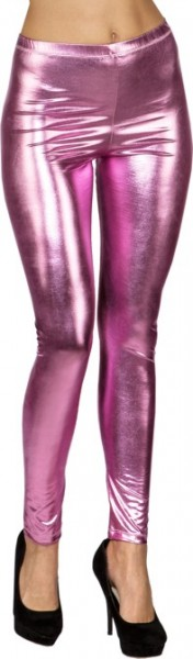 Glanzlegging rosa