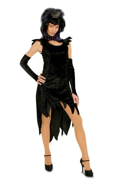 Kostüm Samt-Hexe