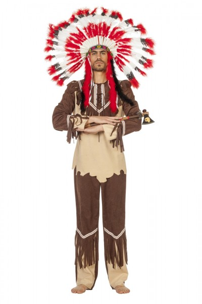 Kostüm Indianer Cherokee