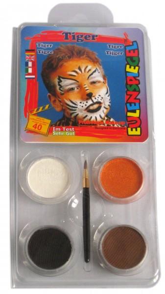 Schminkset Tiger