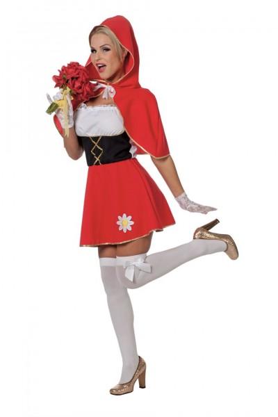 Kostüm sexy Rotkäppchen
