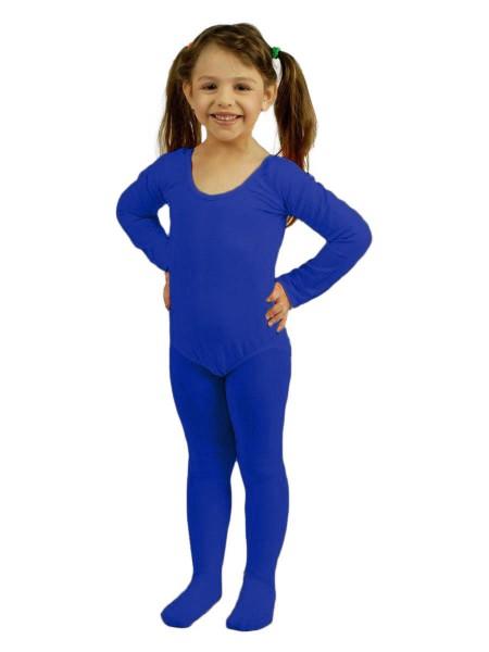 Kinderbody blau