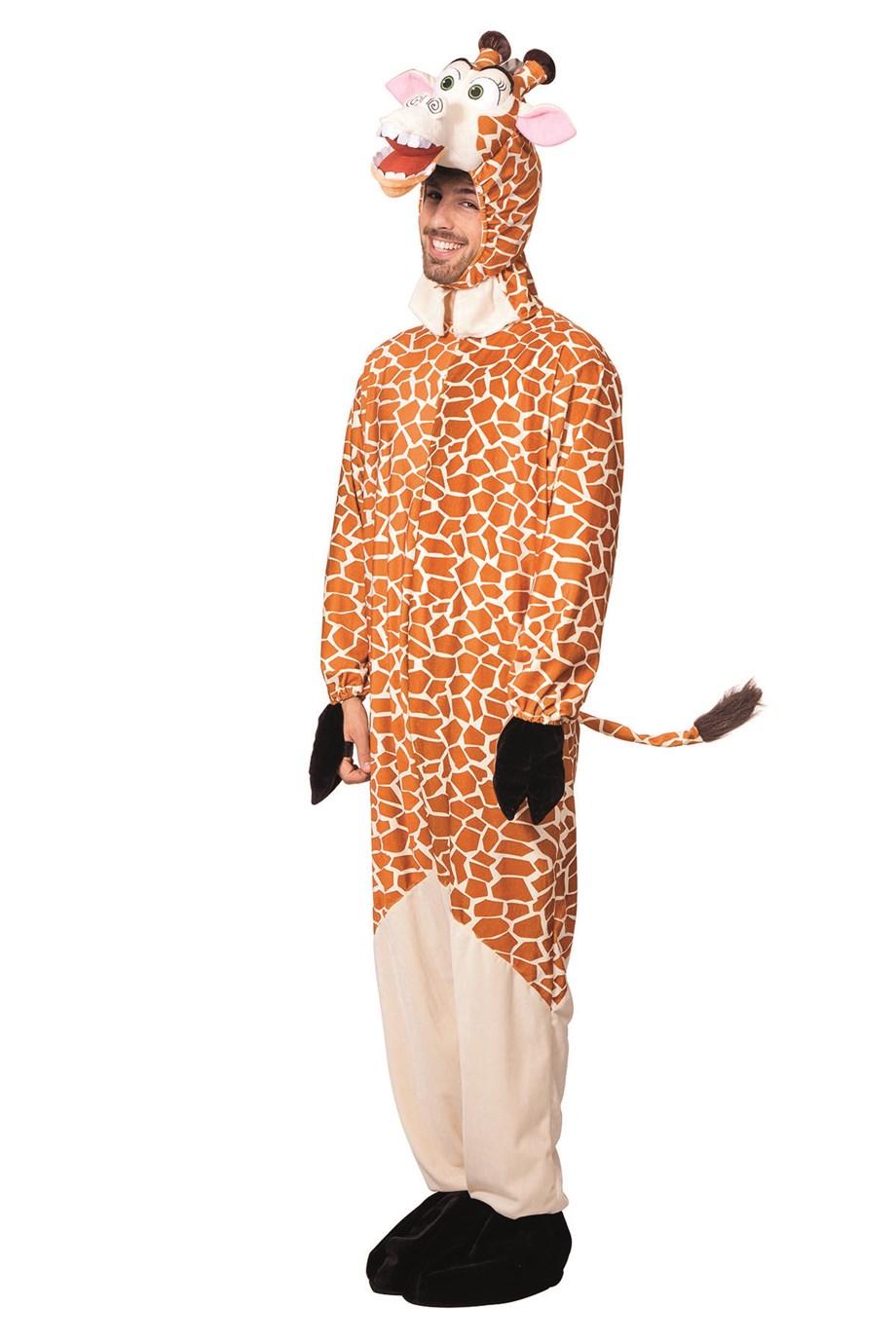 Giraffe Kostüm Kinder : kost m giraffe overall tiere m rchen kost me herren charlies karnevalsshop ~ Frokenaadalensverden.com Haus und Dekorationen
