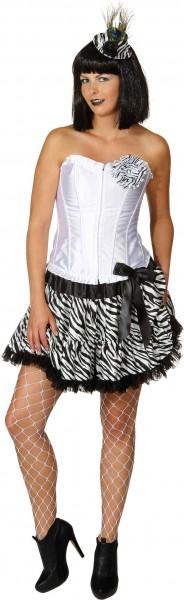 Pettiskirt Zebra
