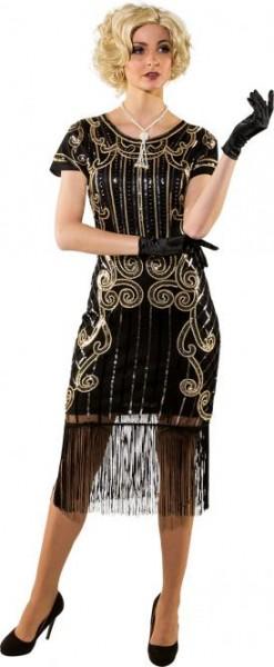 Charleston Kleid, 20er Jahre