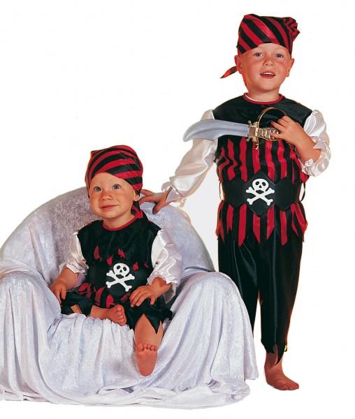 Kostüm Pirat Kleinkind