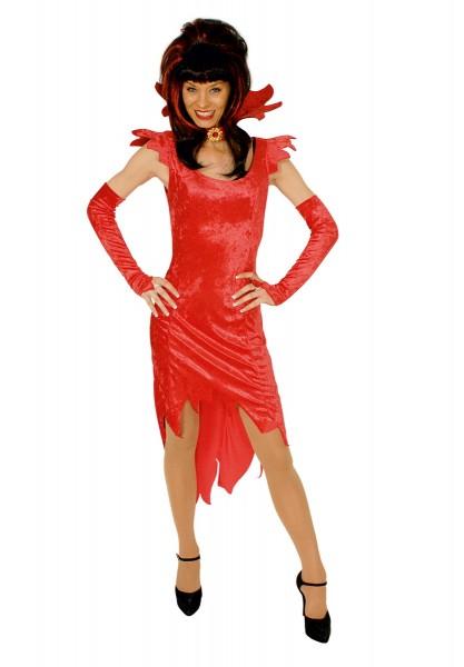 Kostüm Samt-Teufel