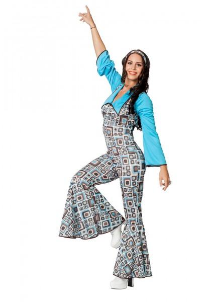 Kostüm Hippie Overall