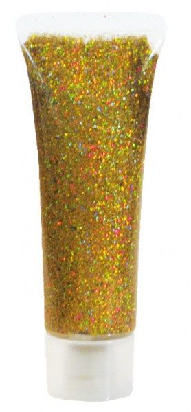 Glitzer-Gel Gold-Juwel 18ml
