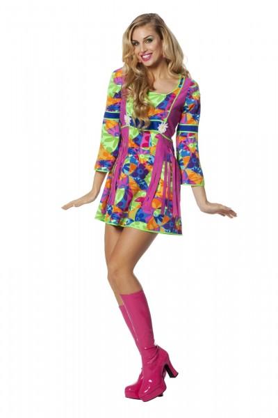 Kostüm FlowerPower Kleid