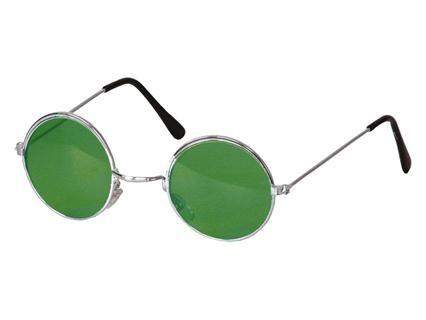 Lennon Brille grün