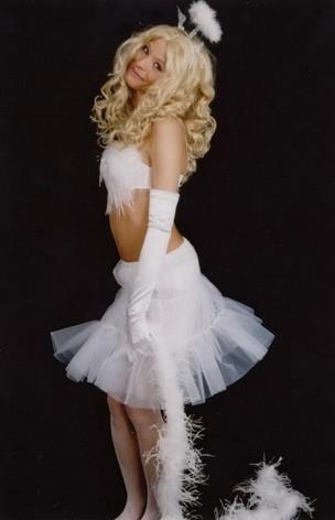Petticoat Mädchen