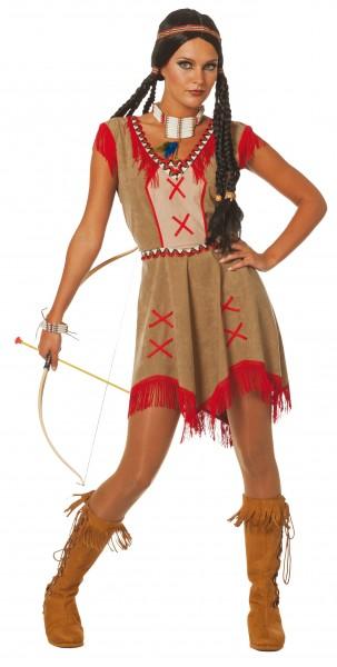 Kostüm Adlerauge Damen