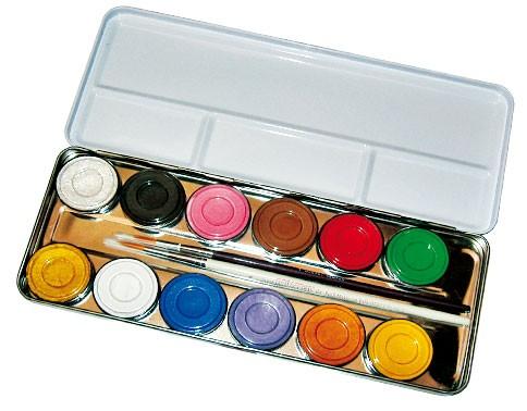 Farbenset 12 Farben