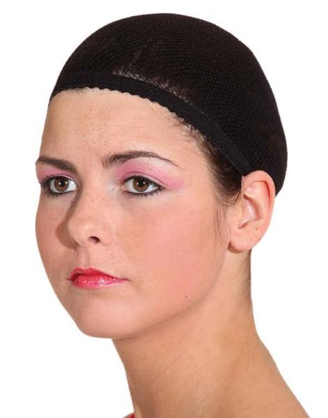 Perücken-Haarnetz schwarz