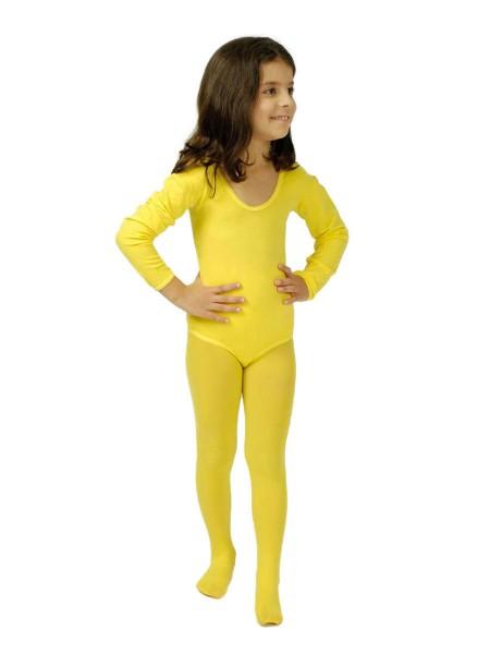 Kinderbody gelb