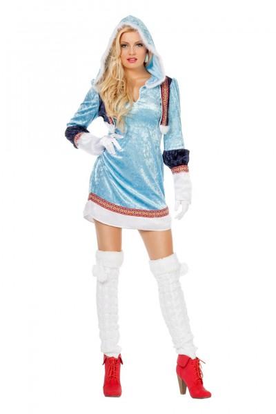 Kostüm Eskimofrau