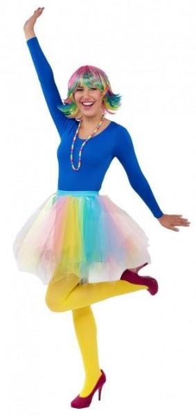 Tutu, Petticoat neon Candy