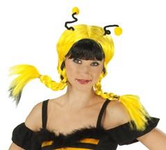 Perücke Biene