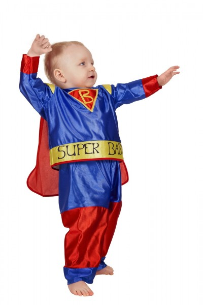 Kostüm Superheld Kleinkind