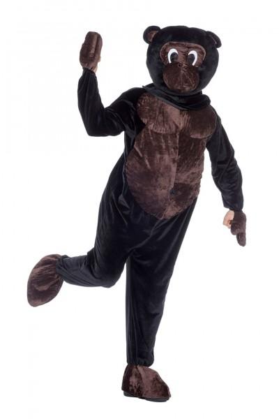 Kostüm Maskottchen Affe
