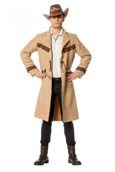 Kostüm Mantel Cowboy Luxus