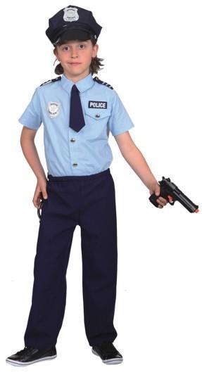 Kostüm Police Boy