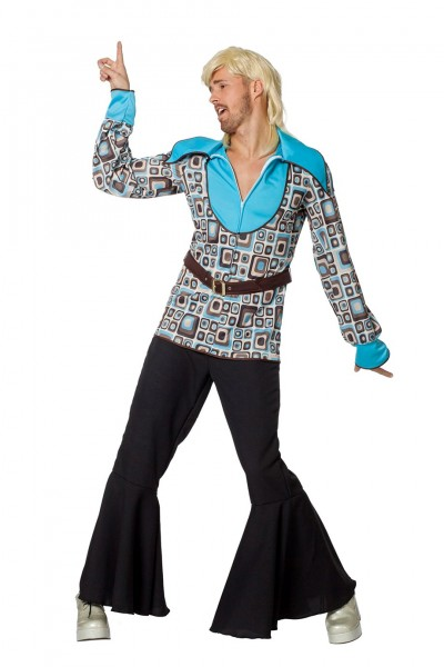 Kostüm Hippie Hemd