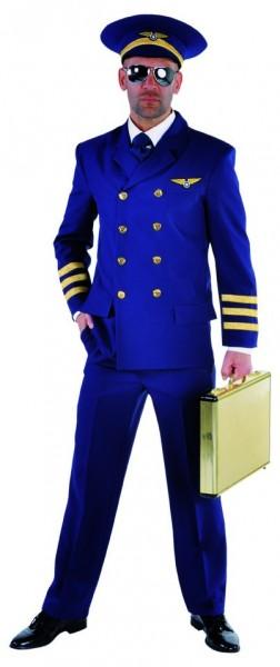 Pilotenkostüm de luxe