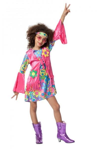Kostüm Hippie Mädchen