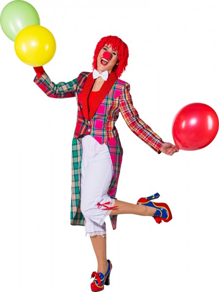 Clown Frack Damen