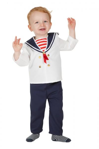 Kostüm Matrose Kleinkind