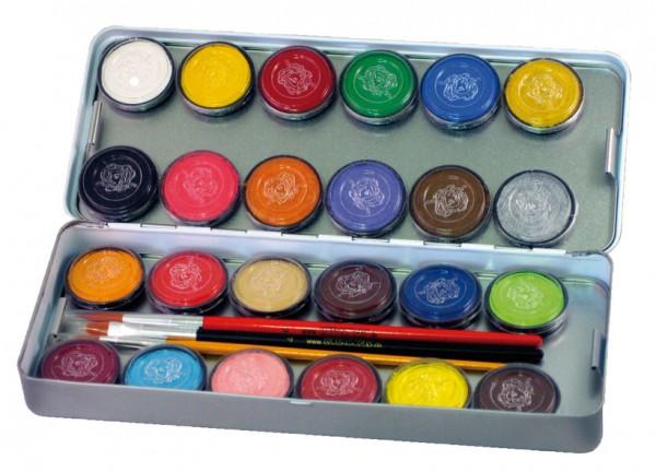 Farbenset 24 Farben
