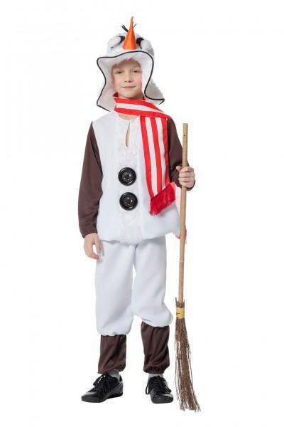 Kostüm Schneemann Kind