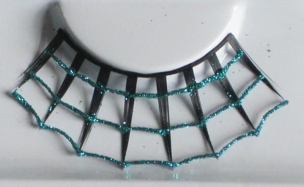 Wimpern Spiderweb