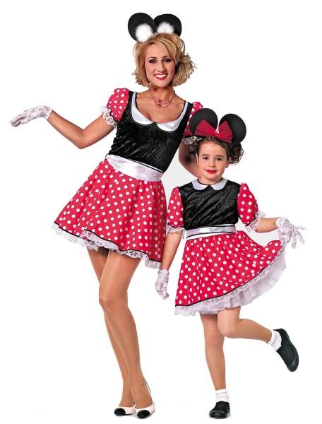 Kostüm Minnie Mädchen