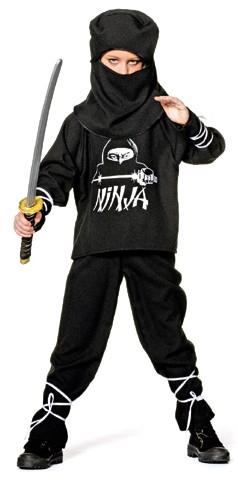 Kostüm American Ninja Kinder
