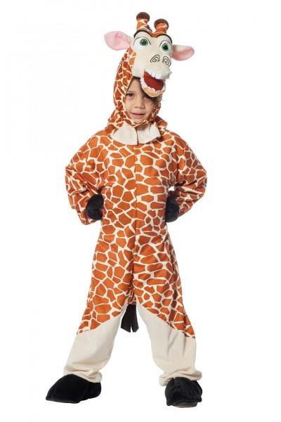 Kostüm Giraffe Overall Kind