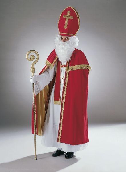 Kostüm Bischof Nikolaus de luxe