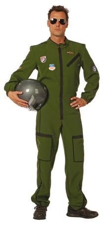 Kostüm Jetpilot