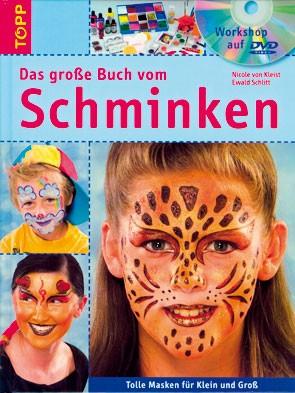 Große Schmink Set Buch