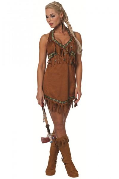 Kostüm sexy Indianerin