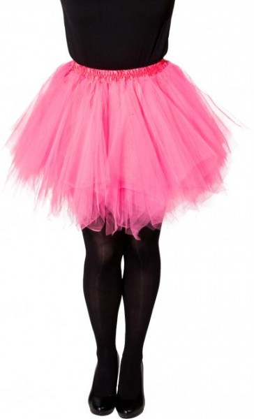 Tutu, Petticoat rosa