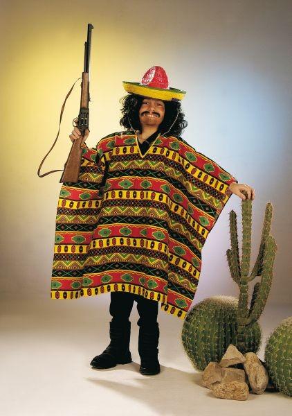Kostüm Kinderponcho
