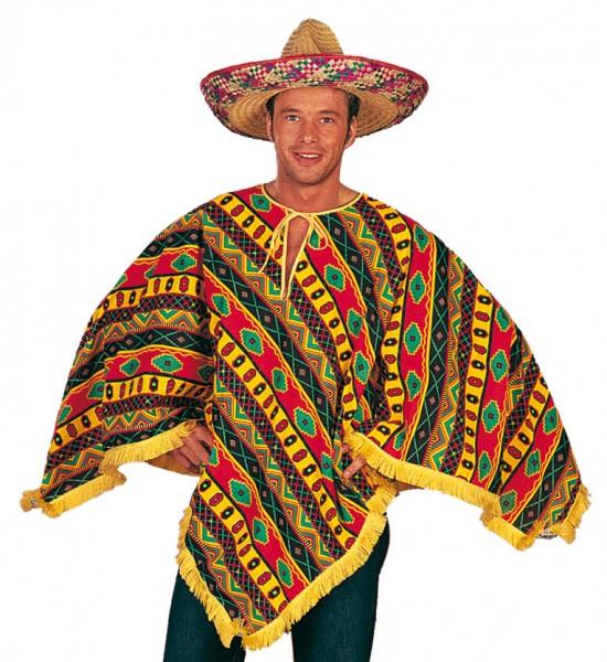Kostüm Poncho Higuitta