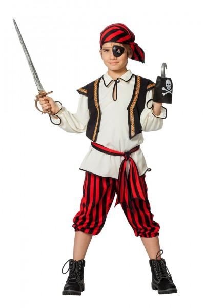 Kostüm Pirat Kind